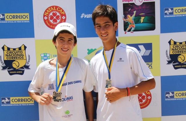 Circuito Nacional Correios Infanto Juvenil 2013 em Natal/RN. 09/04/2013. Crédito: Ana Karla Santiago.