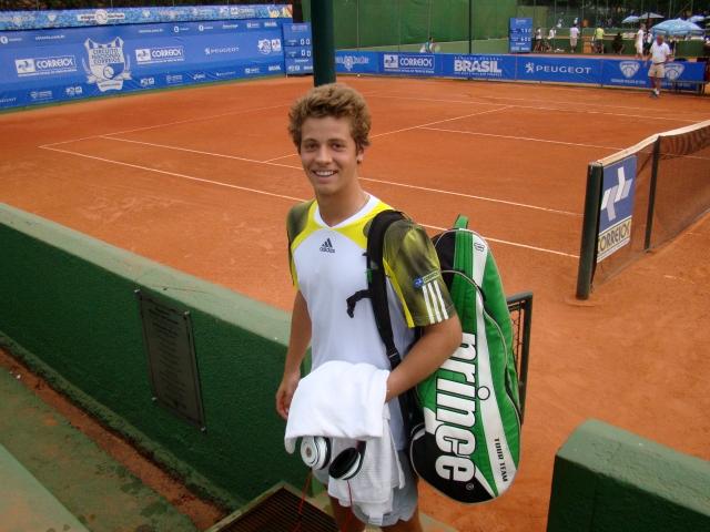 Gabriel Sidney é finalista do G1 na categoria Sub-25 masculino. Crédito: Rubens Lisboa