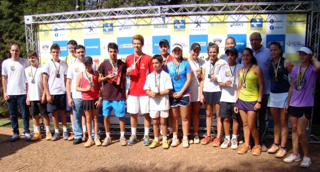 Campeões do G1 foram premiados nesta quarta-feira em Rio Preto. Crédito: Rubens Lisboa
