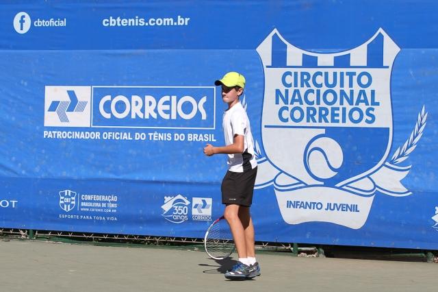 Campeonato Brasileiro Infanto Juvenil no Clube do Exército de Brasília. Brasília/DF. 05/07/2013. Crédito: Anderson Pinheiro