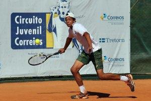 Christian Oliveira (16 anos masculino) Crédito: Cristiano Andujar
