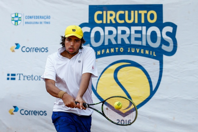 Rodrigo Carvalho (SP) - Foto: Marcello Zambrana/CBT