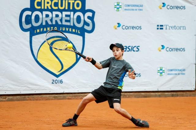 Porto Alegre - RS - 27/05/2016 - Circuito Juvenil Correios - Foto: Marcello Zambrana/CBT